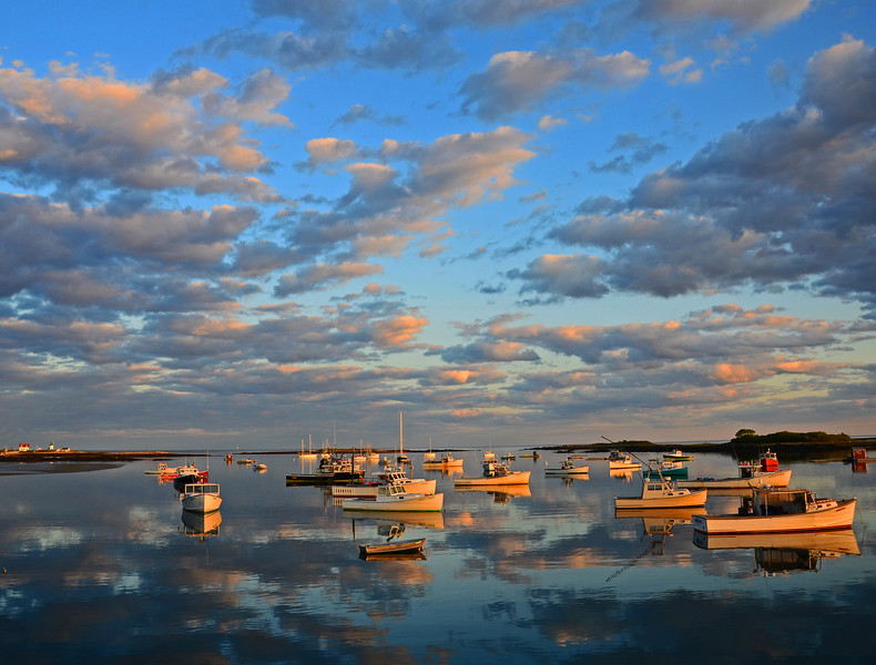 Cape Porpoise twilight