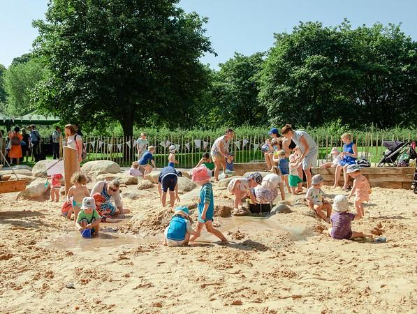 Greenwich Park Play Area, London