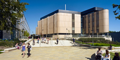 University of Southampton Life Sciences Building