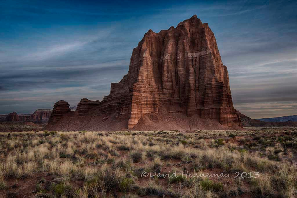 Temple of the Sun, Capitol Reef