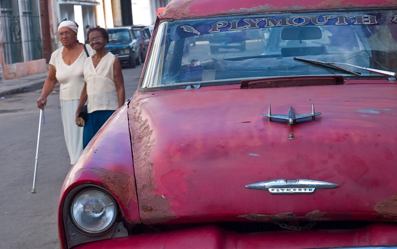 Plymoth and Ladies, Havana.