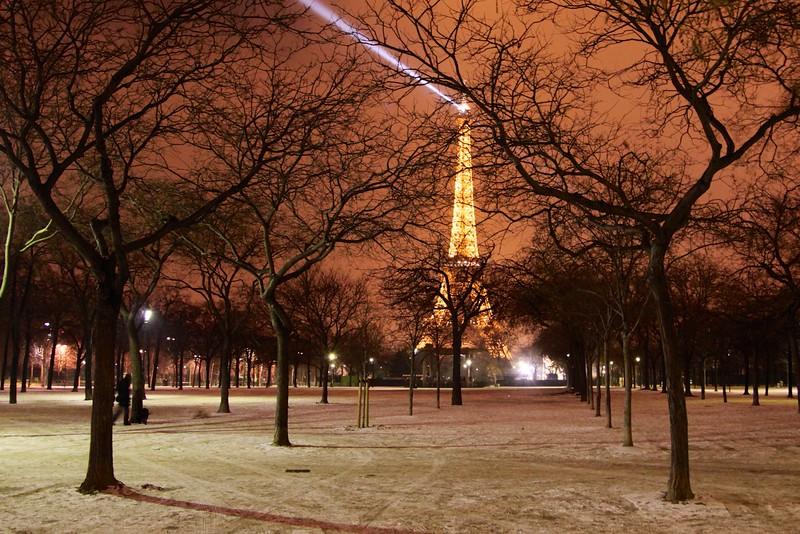 January 2010 from Champ de Mars
