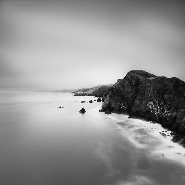 Point Bonita Cliffs.