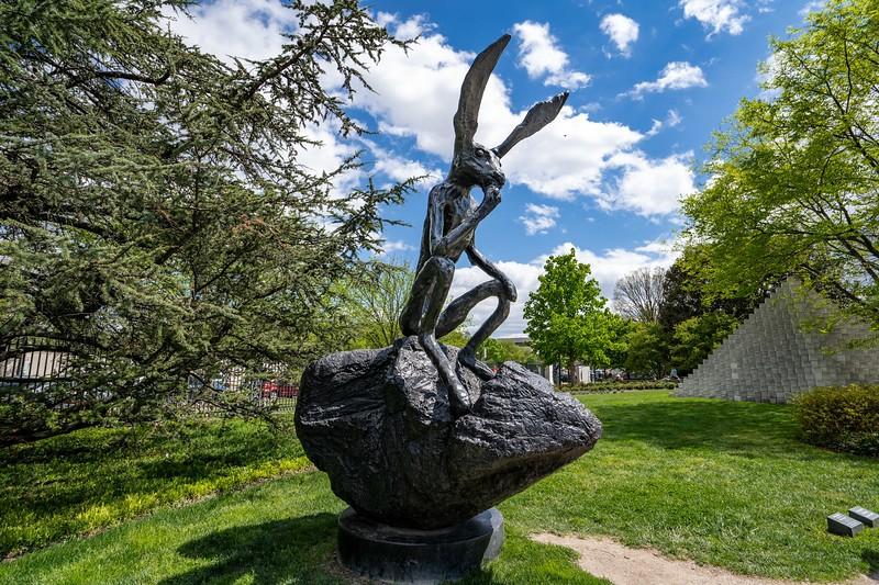 WDC Sculpture Garden