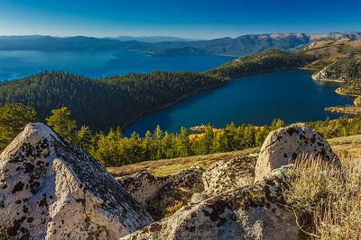 Big Blue Marlette Lake