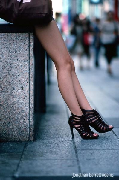 Supple Legs, Solid Granite
