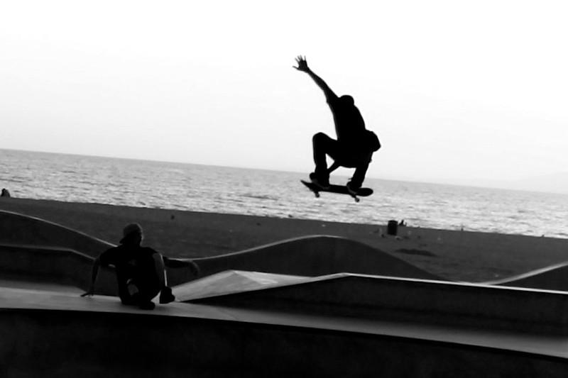 Venice beach, summer 2013