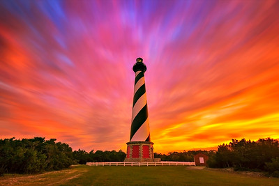 The Colors of Hatteras
