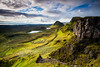 Trotternish Ridge from The Quiraing, Isle of Skye - United Nations Photo Club - photo of the year 2011