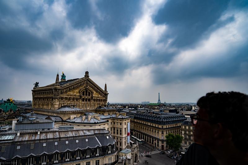 Adrian's view of Paris Opéra