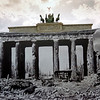 Brandenburg Gate, Berlin with Murial