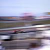 Romain Grosjean coming into Turn 1, 2014 American Grand Prix