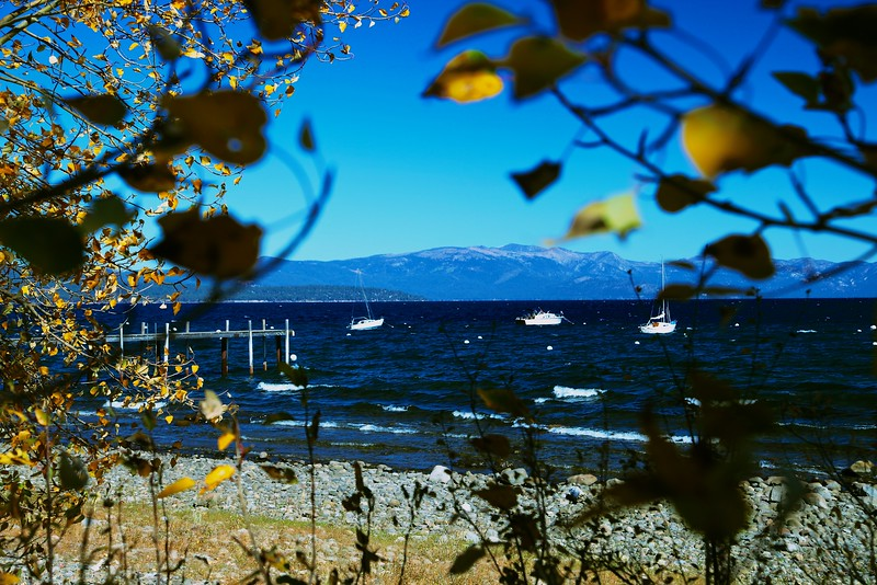 Tahoe, west shore