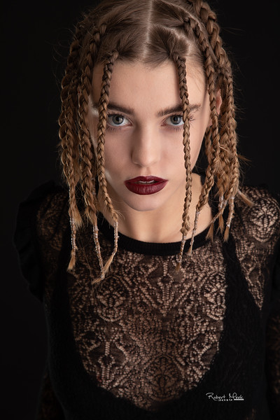 Sarah Modeling Headshot