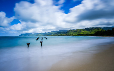 Laie Long Exposure