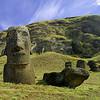 Easter Island Monoliths.