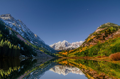 Maroon Bells Glass