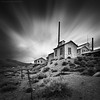 Factory - Bodie Ghost Town Study #1.