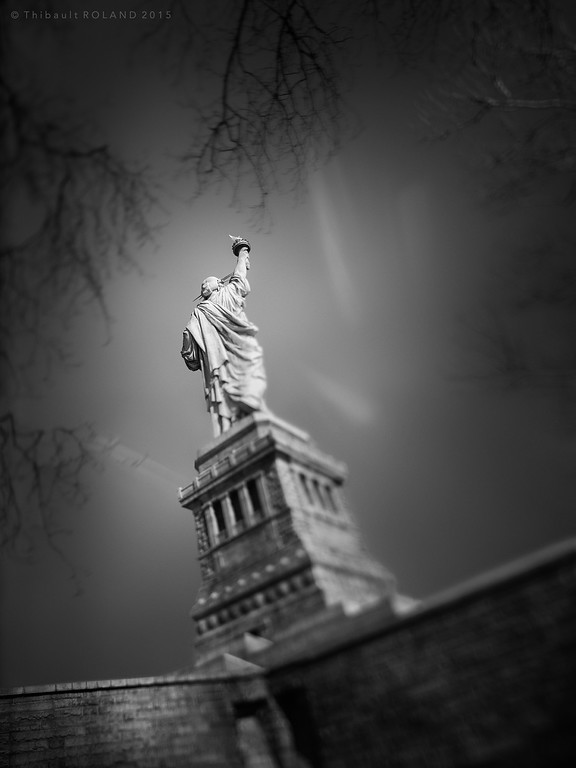 Statue of Liberty - The Old Lady.