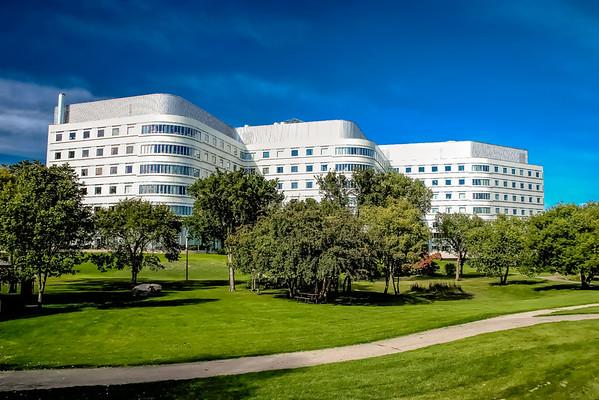 City of Saskatoon Hospital