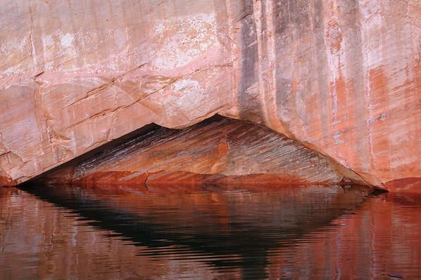 Anasazi Canyon, Lake Powell