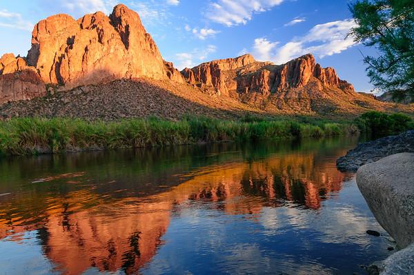 The Bulldogs, Lower Salt River, Arizona