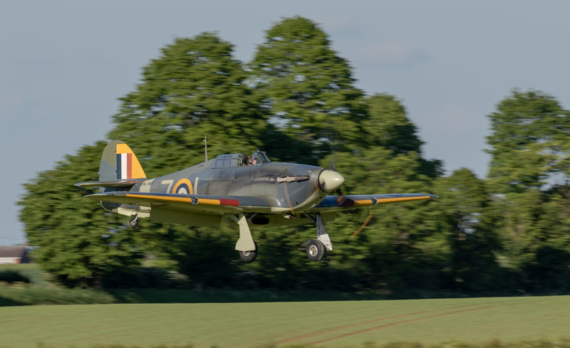 Shuttleworth May Evening Airshow 2018