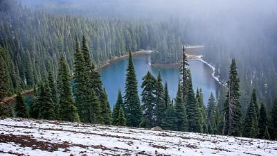 Indian Heaven, Wapiki Lake