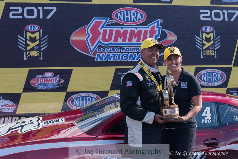 2017 NHRA Summit Nationals Winners