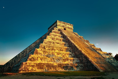 Kukulkan's Great Pyramid