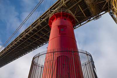 George Washington Bridge & Lighthouse
