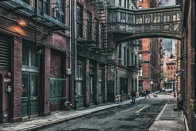 Staple Street, Tribecca NYC
