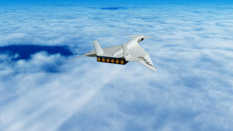 B-70 supersonic Mach3 bomber