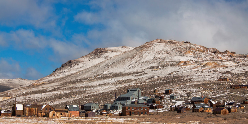 Bodie Ghost Town  - IMG#3471