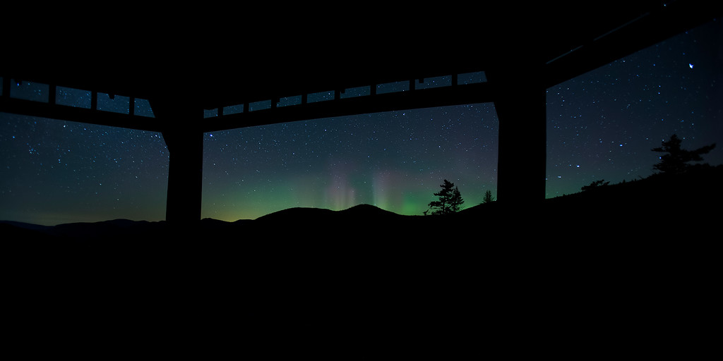 Aurora over New Hampshire - IMG#1800
