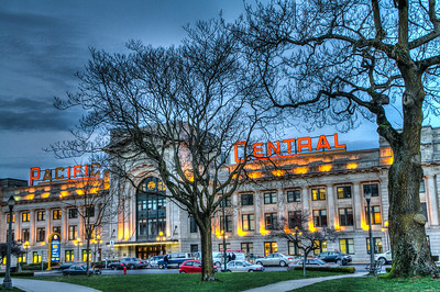 Pacific Central Station Vancouver, BC, Canada  Google Map: http://goo.gl/maps/I3qh2