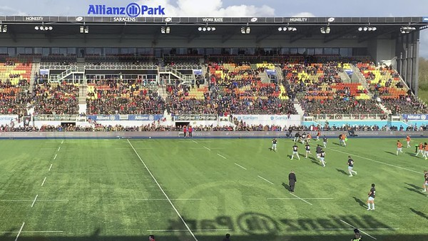 5 years at Allianz Park