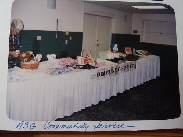 community service 2000