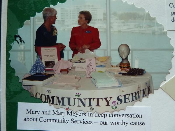 community service 2001