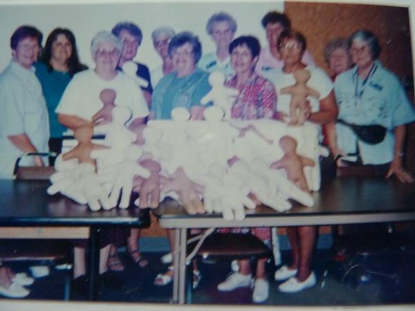 Community Service 1999