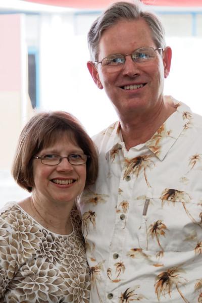 Gary & Barbara Bauman