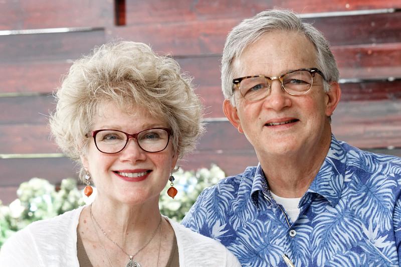 Doug & Jeanie Birdsall