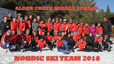 ACMS NORDIC 2016 SKI TEAM SLIDESHOW