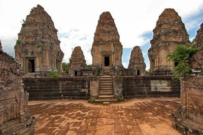 East Mebon ruins