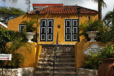 Slideshow - Curacao Architecture