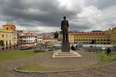 Basilica Square, Quito