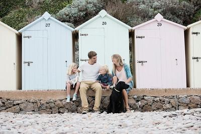 The Giles Family Family & Equine Portraiture, 27th & 28th September 2014, Devon.
