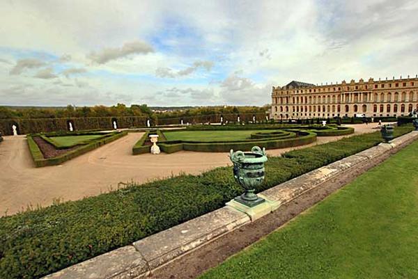 North Parterre, Versailles Gardens, France