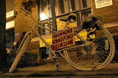Slideshow - Ghost Bikes