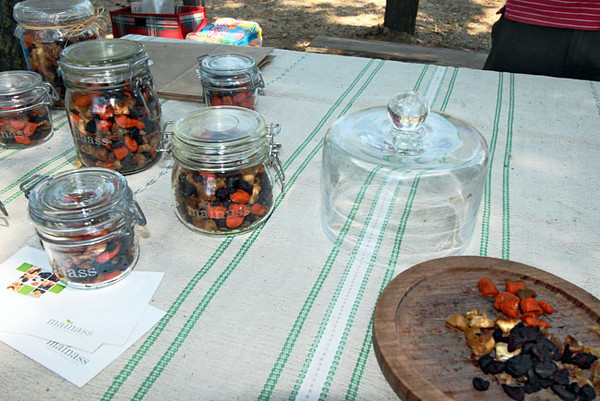 Dehydrated vegetables - carrots, beets and others - soft and chewy and bursting with flavor